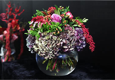 Finals of 3rd WEST CHINA FLOWER ARRANGEMENT COMPETITION